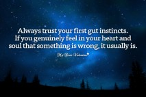 Inspirational Picture Quotes - Always trust your