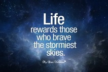 Inspirational Picture Quotes - Life rewards those