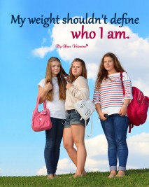 Inspirational Picture Quotes - My weight shouldnt