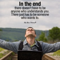 Life Picture Quotes - In the end