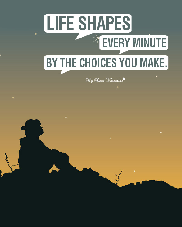Life Picture Quote - Create your life