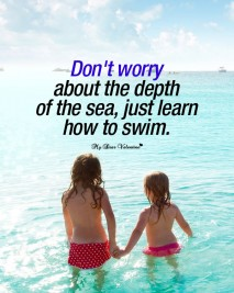 Life Picture Quotes - Don't worry