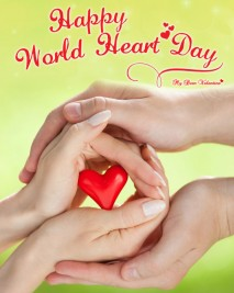 Life Picture Quotes - Happy world heart day