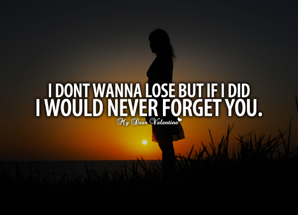 Love Hurts Quotes - I don't wanna lose but if I did
