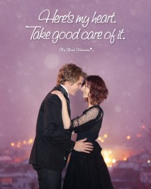 Love Picture Quote - Good care