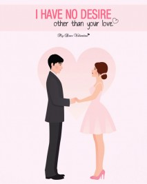 Love Picture Quote - Love and Desire