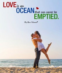 Love Picture Quote - Never Ending Love