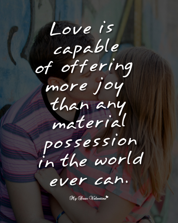 Love Picture  Quotes - Love is capable