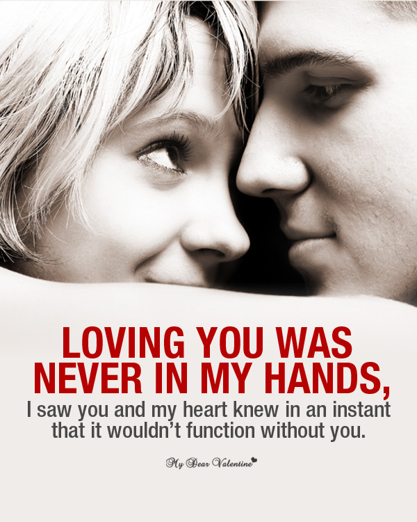 Loving You Quotes Classy Loving You Was Never  Love Picture Quotes For Him