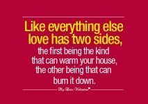 Love Picture Quotes - Like everything
