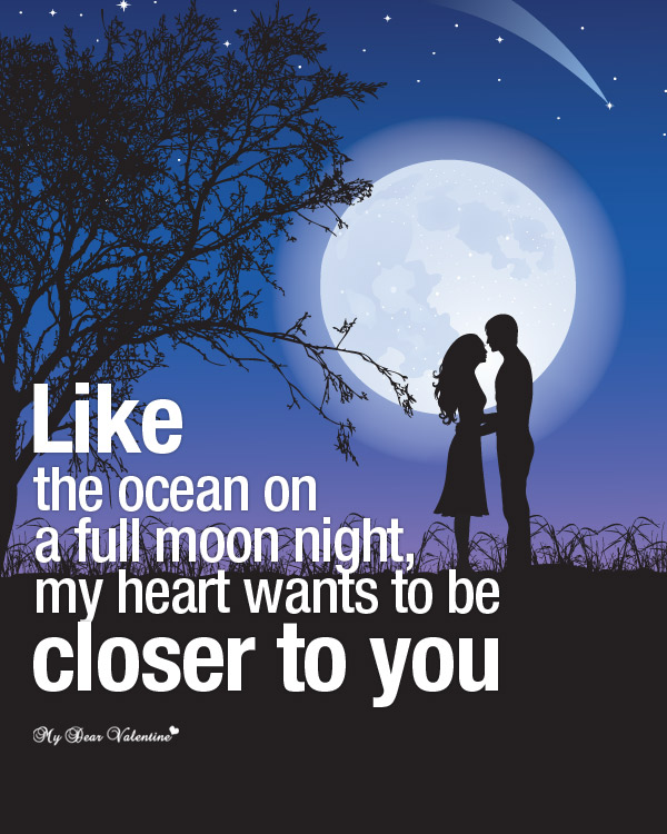Love Picture quotes - Like the ocean