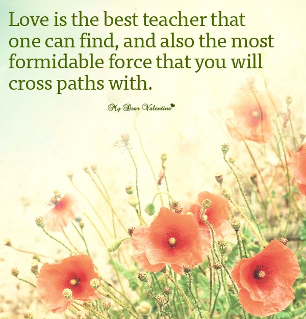 Love Picture Quotes - Love is the best