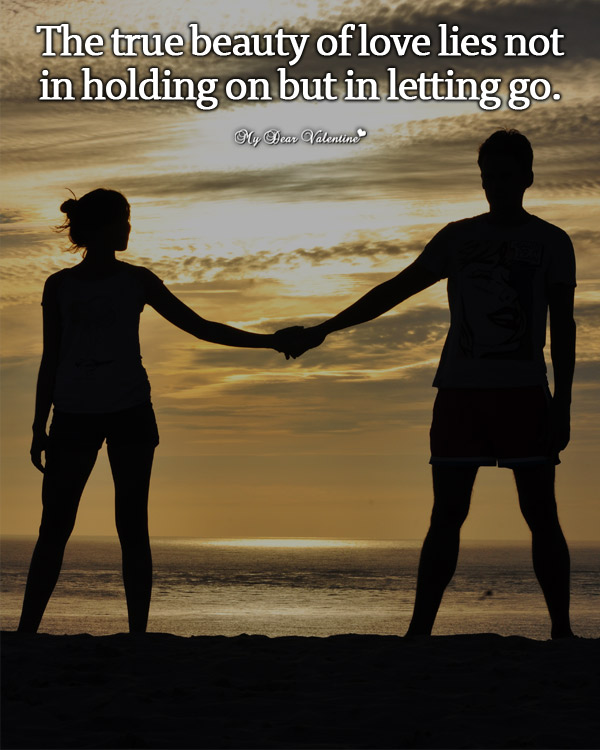 Love Picture Quotes - The true power of love