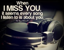 Missing You Quotes - When I miss you