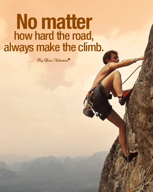 Motivational Picture Quotes - No matter how hard