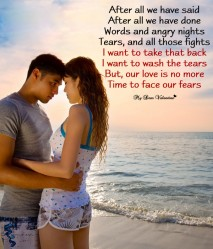 Sad Love Picture Quotes - After all we have said