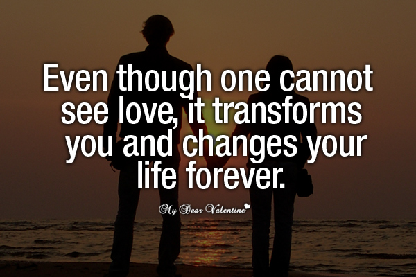 Sweet Love Picture Quotes - Even though one