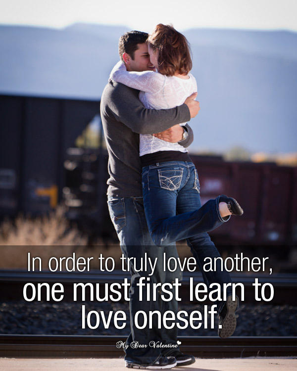 Sweet Love Picture Quotes - In order to truly love