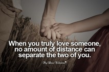 Sweet Love Picture Quotes - When you truly love