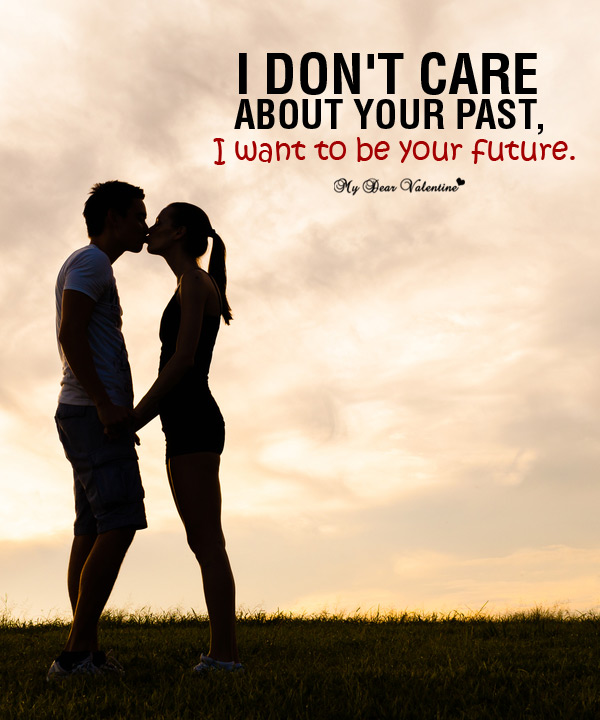 Valentine Picture Quotes - Future with You