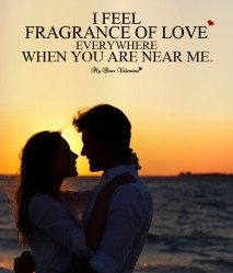 Valentine Picture Quotes - Feels like Love