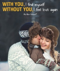 Valentine Picture Quotes - Finding Myself