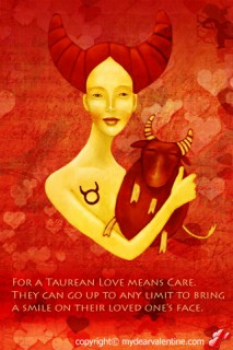 taurus love horoscope 7