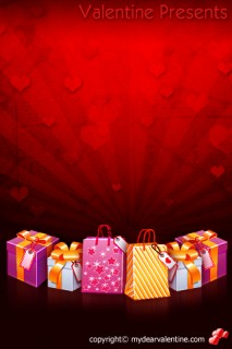 exclusive valentine gifts for you