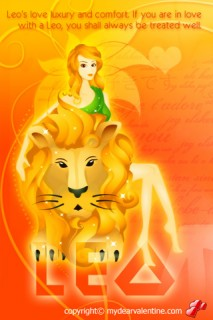 leo love horoscope 1