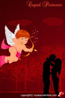 struck by cupid