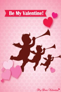 Cupid Be My Valentine- Valentine Pictures