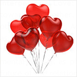 red balloons balloons are one of the easy and affordable things which you can get for your sweetheart you may get cute red heart shaped balloons for this