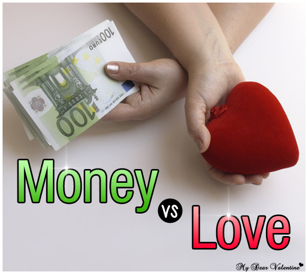 money-vs-love